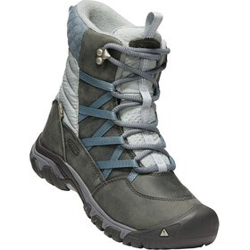 Keen Hoodoo III Lace Up Kengät Naiset, turbulence/wrought iron